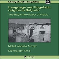 {{FULL{{ Lang & Linguistic In Bahrain Mon (Library Of Arabic Linguistics). Points semaine Airway faculty projects
