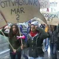 Általános Tüntetés tegnap