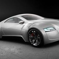 Az Audi R-Zero elektromos sportkocsija menő