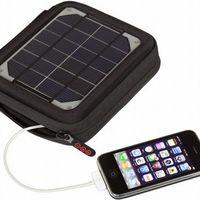 5 napelemes telefontöltő