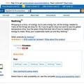 A kamu Amazon oldal a Semmi vásárlására ösztönöz