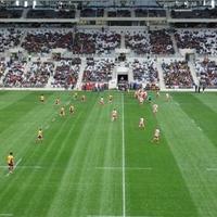 Űrtechnológia a stadionban