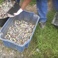 Magyar szabadalom: hulladékból beton