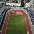 100 éves stadion kapott napelemeket Oslóban