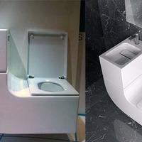 Környezetbarát WC