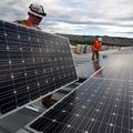 A jövő a napelemé