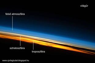 NASA jelentés igazolja, hogy a szén-dioxid valójában hűti a légkört