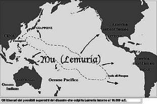 Mú és Lemuria