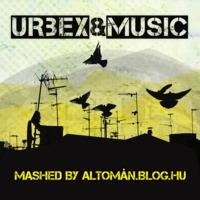 Urbex&Music mashup album