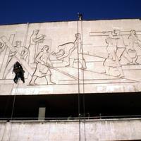 2 IN 1: Elhagyatott Kádár-székház + OKJ ipari alpinista tanfolyam (14. NAP)