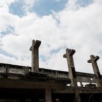 20 évvel a világ vége után / budafoki ex-papírgyár nagy bejárás / PART II / Az Édenkert
