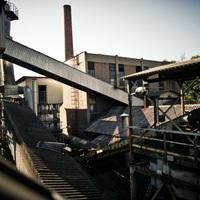 MegaUrbex: Nagymányoki ex-szénbrikettgyár