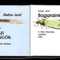 DALLOS JENŐ :/miniatűr könyvek ,sorozat/