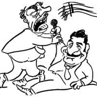 PÁPAI GÁBOR: mikrofonállvány