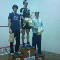 Karakal-Griff Amatőr Squash Körverseny 2. Forduló
