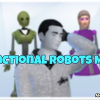 The Sims 4: Functional Robots Mod