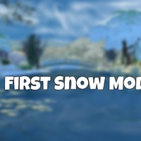 The Sims 4: First Snow Mod
