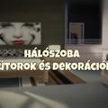 The Sims 4: Hálószoba bútorok és dekorációk