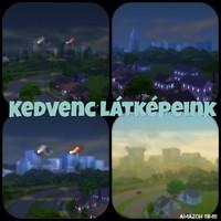 The Sims 4: Kedvenc látképeink