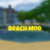 The Sims 4: Beach Mod