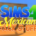 The Sims 4: Mexican Stuff Pack