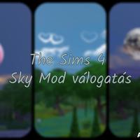 The Sims 4: Sky Mod válogatás