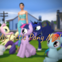 The Sims 4: My Little Pony Mod