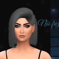The Sims 4: Női frizurák