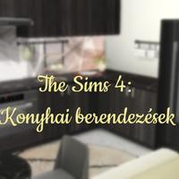 The Sims 4: Konyhai berendezések