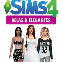 The Sims 4: Belas & Elegantes Stuff Pack