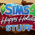 The Sims 4: Happy Holiday Stuff Pack