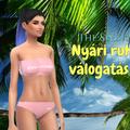 The Sims 4: Nyári ruha válogatás II.