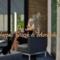 The Sims 3: Nappali bútorok és dekorációk I.