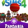 The Sims 4: Pandaria Stuff Pack