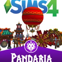 The Sims 4: Pandaria Stuff Pack