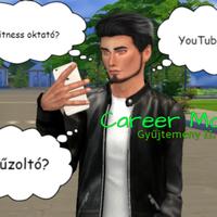 The Sims 4: Career Mods - Gyűjtemény II.