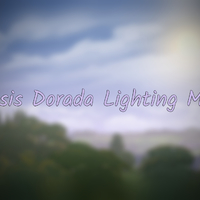 The Sims 4: Oasis Dorada Lighting Mod