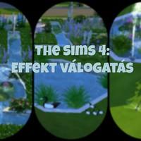 The Sims 4: Effekt válogatás