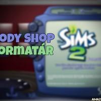 The Sims 2: Body Shop (Formatár)