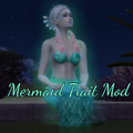The Sims 4: Mermaid Trait Mod