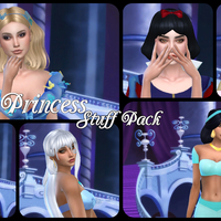 The Sims 4: Disney Princess Stuff Pack