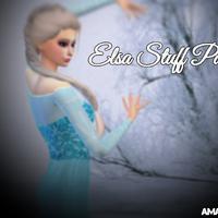 The Sims 4: Elsa Stuff Pack