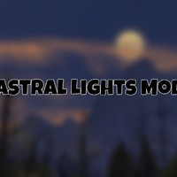 The Sims 4: Astral Lights Mod