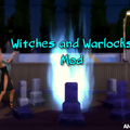 The Sims 4: Witches and Warlocks Mod
