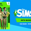The Sims 4: Into Music Stuff Pack