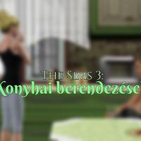 The Sims 3: Konyhai berendezések