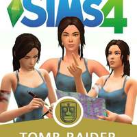 The Sims 4: Tomb Raider Stuff Pack
