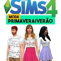 The Sims 4: Tavaszi és nyári divat Stuff Pack
