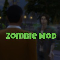 The Sims 4: Zombie Mod