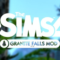 The Sims 4: Granite Falls Mod